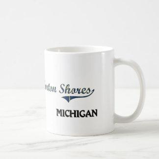 Norton Shores Michigan City Classic Classic White Coffee Mug