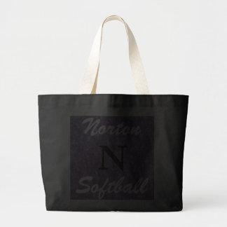 Norton Softball Tote Bag
