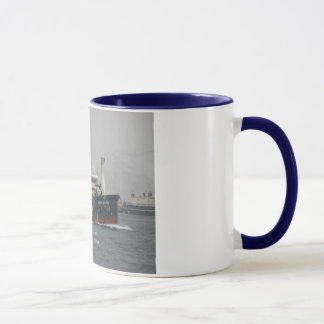 Norton Sound, Longliner in Dutch Harbor, AK Mug