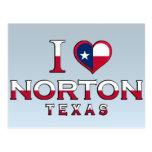 Norton, Tejas Postal