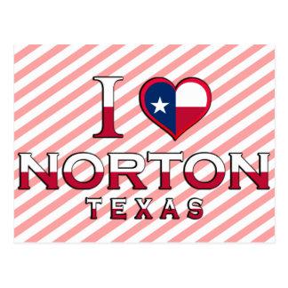Norton Texas Post Cards