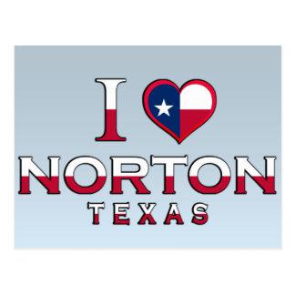 Norton Texas Post Card
