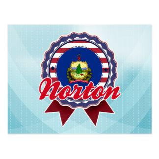 Norton, VT Tarjetas Postales