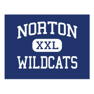 Norton Wildcats Middle School Columbus Ohio Postcards