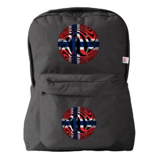 Noruega #1 mochila