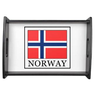 Noruega Bandeja
