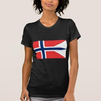Noruega-Bandera #2 Playera