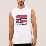 Noruega Camisetas Sin Mangas
