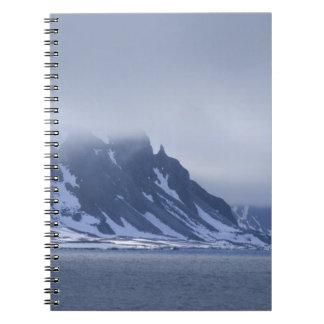 Noruega, Círculo Polar Ártico, Océano Atlántico de Libretas