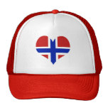 Noruega Escandinavia Gorro