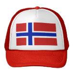 Noruega Escandinavia Gorros Bordados