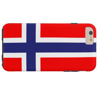 Noruega Funda Para iPhone 6 Plus Tough