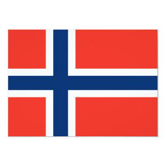 Noruega Invitaciones Personalizada