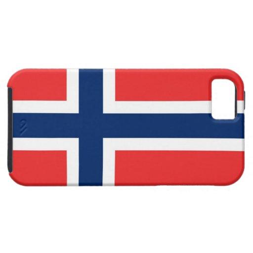 NORUEGA iPhone 5 FUNDA