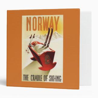 """Noruega - la cuna del esquí carpeta 2"""""""