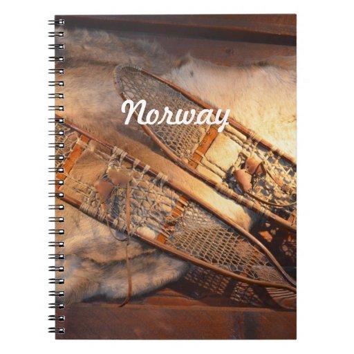 Noruega Libros De Apuntes