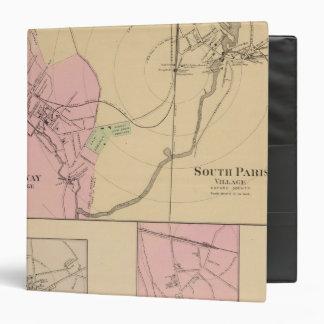 """Noruega, París del sur, Maine Carpeta 1 1/2"""""""
