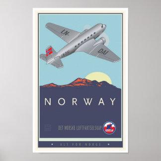 Noruega Póster
