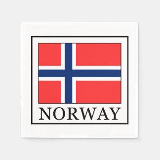 Noruega Servilletas Desechables