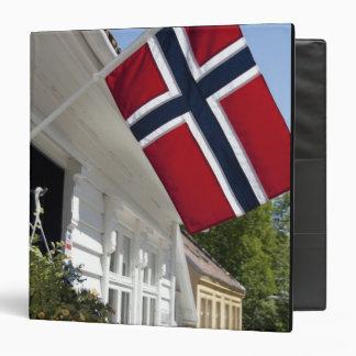 """Noruega, Stavanger. Vistas céntricas históricas Carpeta 1 1/2"""""""