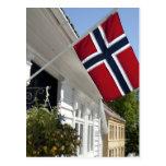 Noruega, Stavanger. Vistas céntricas históricas Tarjetas Postales