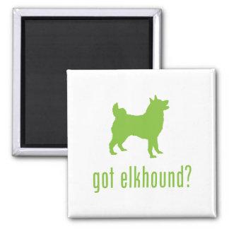 Noruego Elkhound Imanes De Nevera