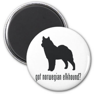 Noruego Elkhound Imanes