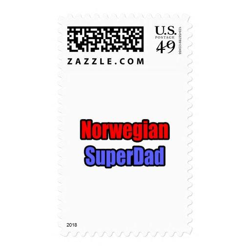 Noruego SuperDad Sello