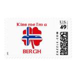 Noruegos personalizada me besan que soy Bergh