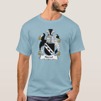 Norvel Family Crest T-Shirt