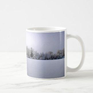 Norvell Lake Coffee Mug