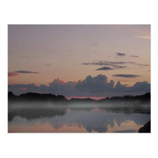 Norvell Lake Postcard