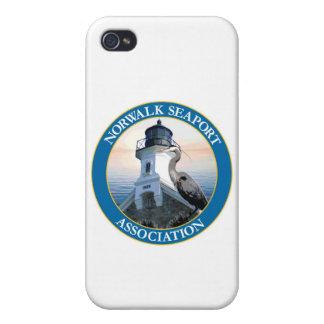 Norwalk Seaport Association iPhone 4 Case