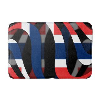 Norway #1 bath mats