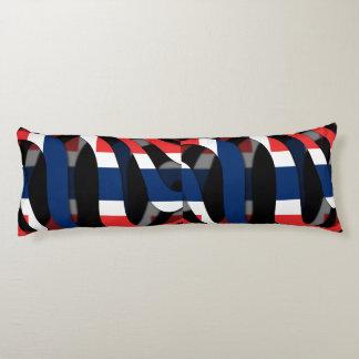 Norway #1 body pillow