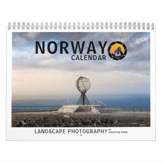Norway 2021 calendar
