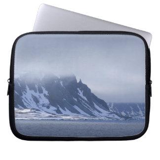 Norway, Arctic Circle, North Atlantic Ocean. Laptop Sleeve
