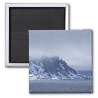 Norway, Arctic Circle, North Atlantic Ocean. Magnet