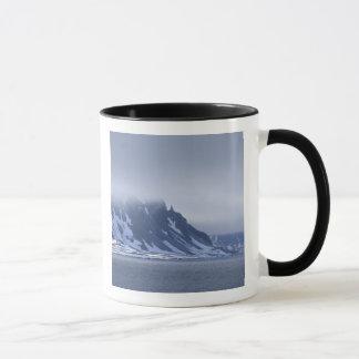 Norway, Arctic Circle, North Atlantic Ocean. Mug