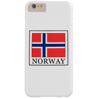 Norway Barely There iPhone 6 Plus Case
