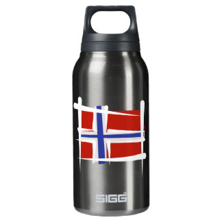 Norway Brush Flag SIGG Thermo 0.3L Insulated Bottle