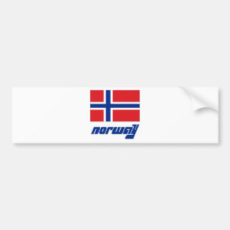 Norway Bumper Stickers