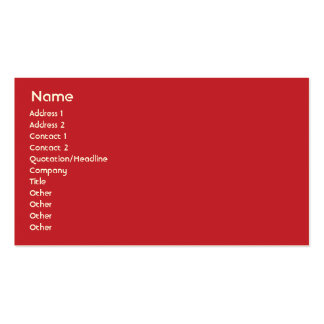 Norway - Business Business Cards