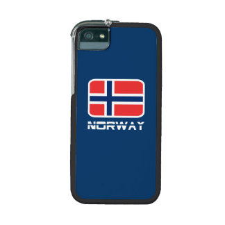 Norway iPhone 5 Cover