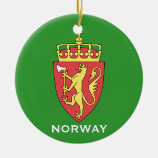 NORWAY* Christmas Ornament