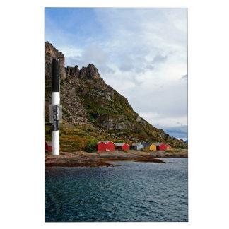 Norway Coast Dry-Erase Boards