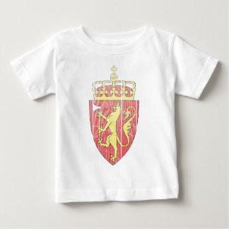 Norway Coat Of Arms Baby T-Shirt