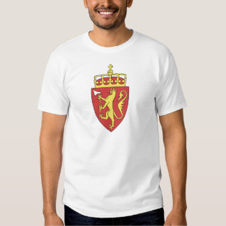 Norway Coat of Arms T Shirt