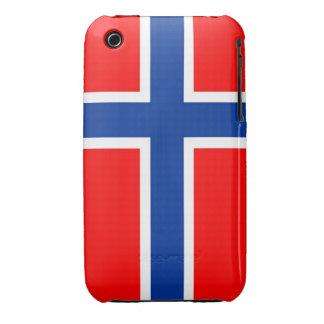 norway country flag case