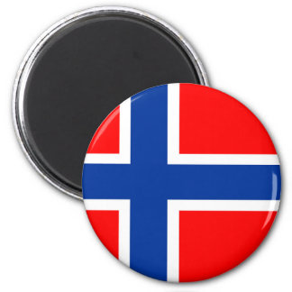 norway country flag nation symbol magnet